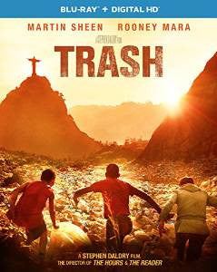 Trash Digital Copy Download Code UV Ultra Violet VUDU HD HDX