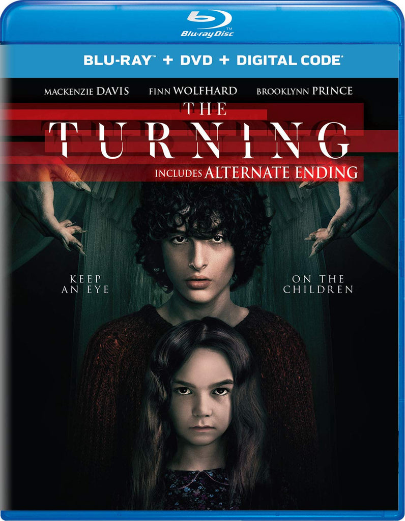 The Turning Digital Copy Download Code MA VUDU iTunes HD HDX