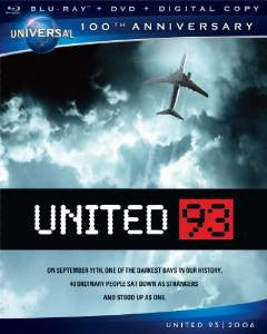 United 93 Digital Copy Download Code UV Ultra Violet VUDU HD HDX