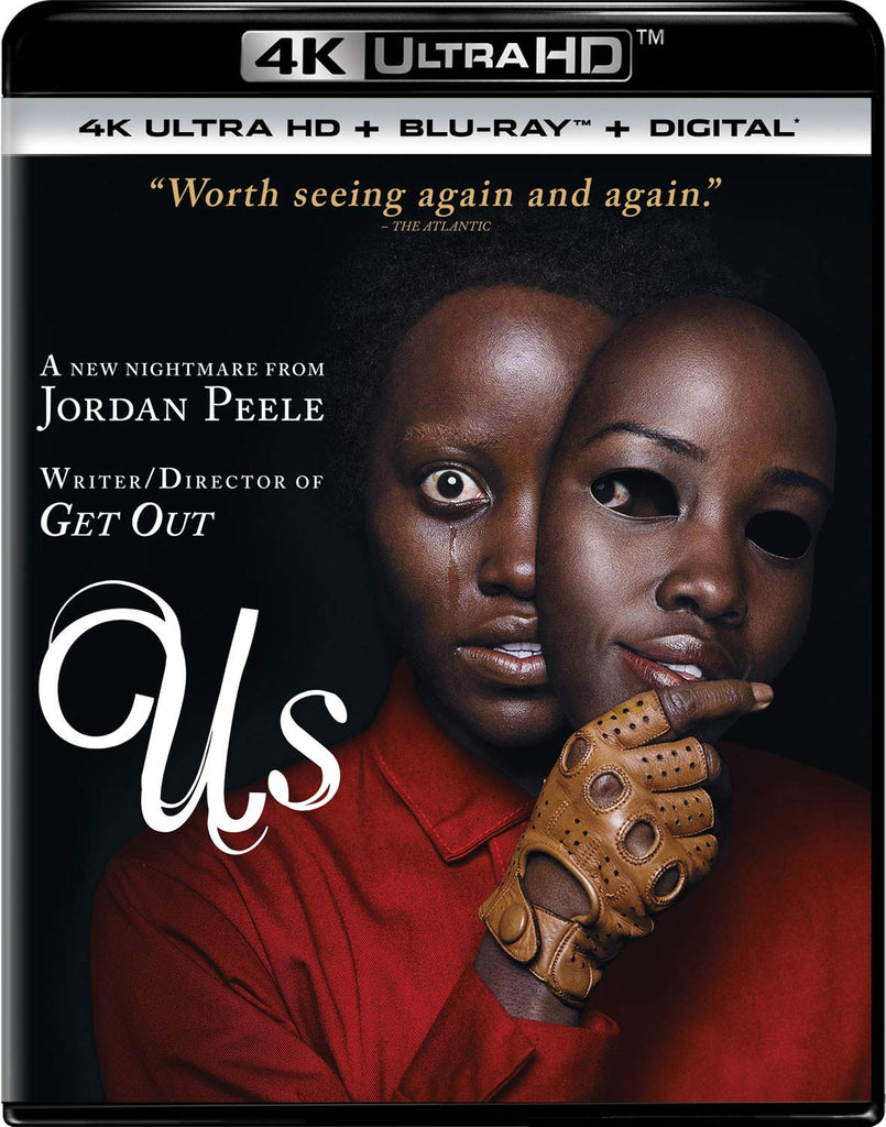 Us 2019 Digital Copy Download Code MA Vudu iTunes 4K