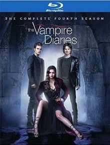 Vampire Diaries Season 4 Digital Copy Download Code UV Ultra Violet VUDU HD HDX