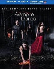 Vampire Diaries Season 5 Digital Copy Download Code UV Ultra Violet VUDU HD HDX