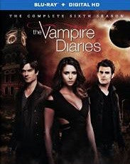Vampire Diaries Season 6 Digital Copy Download Code UV Ultra Violet VUDU HD HDX
