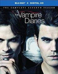 Vampire Diaries Season 7 Digital Copy Download Code UV Ultra Violet VUDU HD HDX