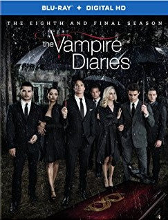 Vampire Diaries Season 8 Digital Copy Download Code Ultra Violet UV VUDU HD HDX