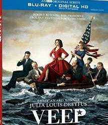 Veep Season 3 Digital Copy Download Code UV Ultra Violet VUDU HD HDX