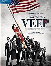 Veep Season 6 Digital Copy Download Code Ultra Violet UV VUDU HD HDX