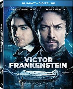 Victor Frankenstein Digital Copy Download Code UV Ultra Violet VUDU iTunes HD HDX