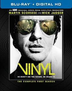 Vinyl Season 1 Digital Copy Download Code UV Ultra Violet VUDU HD HDX