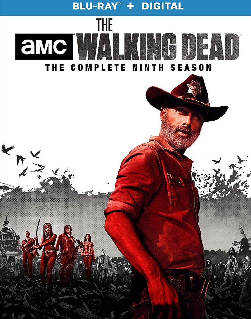 Walking Dead Season 9 Digital Copy Download Code Vudu HD HDX