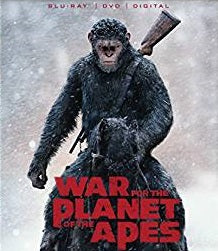 War for the Planet of the Apes Digital Copy Download Code Ultra Violet UV VUDU iTunes HD HDX