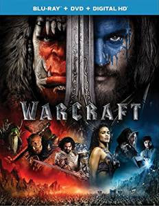 Warcraft Digital Copy Download Code iTunes HD 4K