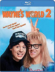 Wayne's World 2 Digital Copy Download Code Vudu HDX