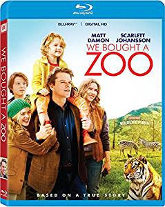 We Bought a Zoo Digital Copy Download Code MA VUDU iTunes HD HDX