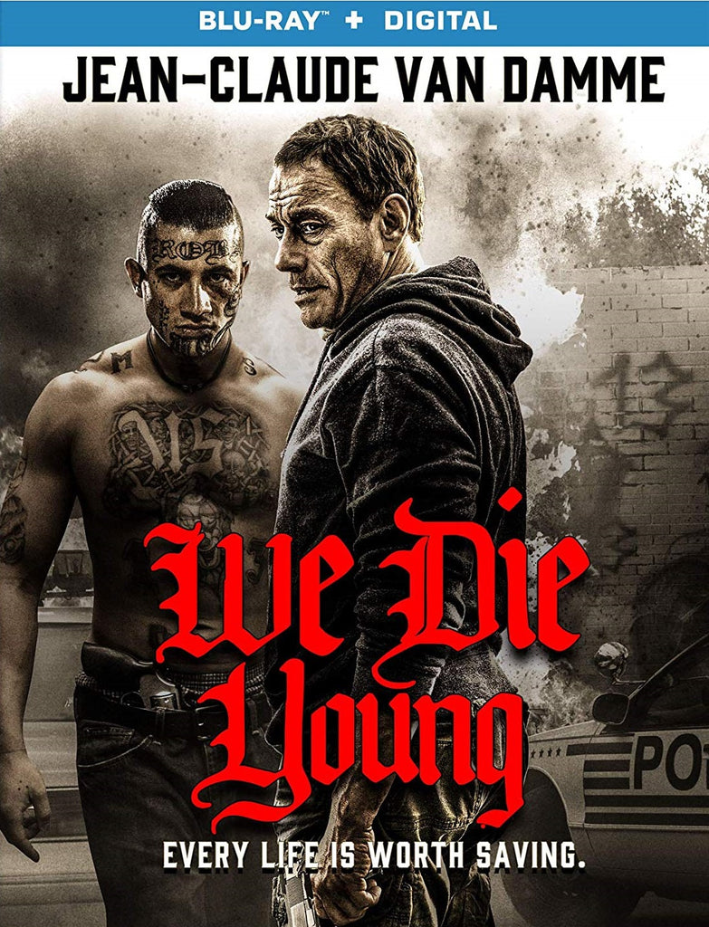 We Die Young Digital Copy Download Code VUDU or iTunes HD HDX