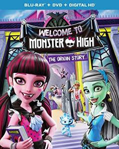 Welcome to Monster High Digital Copy Download Code UV Ultra Violet VUDU HD HDX