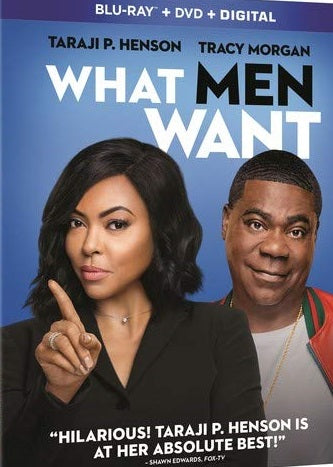 What Men Want Digital Copy Download Code Vudu HDX