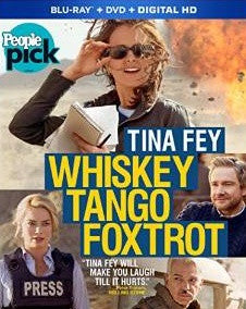 Whiskey Tango Foxtrot Digital Copy Download Code iTunes HD