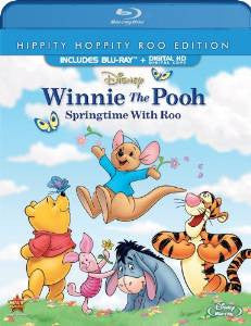 Winnie the Pooh: Springtime with Roo Digital Copy Download Code Disney Movies Anywhere VUDU iTunes HD HDX