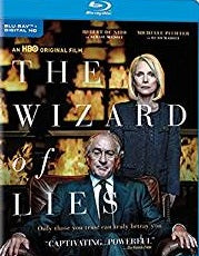 Wizard of Lies Digital Copy Download Code Ultra Violet UV VUDU HD HDX