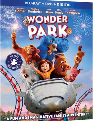 Wonder Park Digital Copy Download Code Vudu HDX