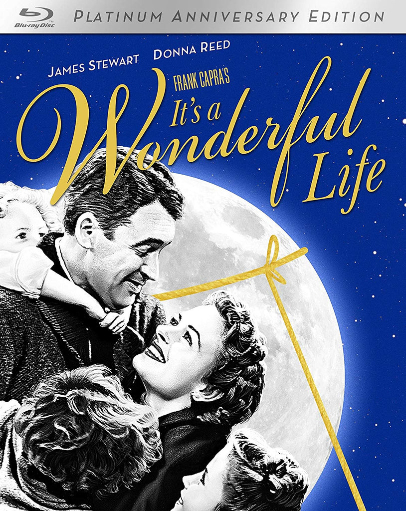 It's A Wonderful Life Digital Copy Download Code VUDU 4K