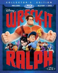 Wreck-it Ralph Digital Copy Download Code Disney Movies Anywhere VUDU iTunes HD HDX