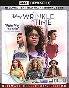 A Wrinkle in Time Digital Copy Download Code 4K