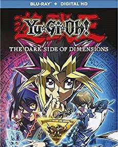 Yu-Gi-Oh The Dark Side of Dimensions Digital Copy Download Code Ultra Violet UV VUDU iTunes HD HDX