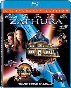 Zathura Digital Copy Download Code UV Ultra Violet VUDU HD HDX