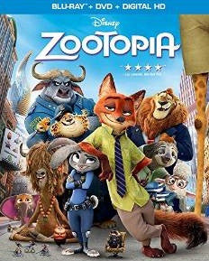 Zootopia Digital Copy Download Code Disney Google Play HD