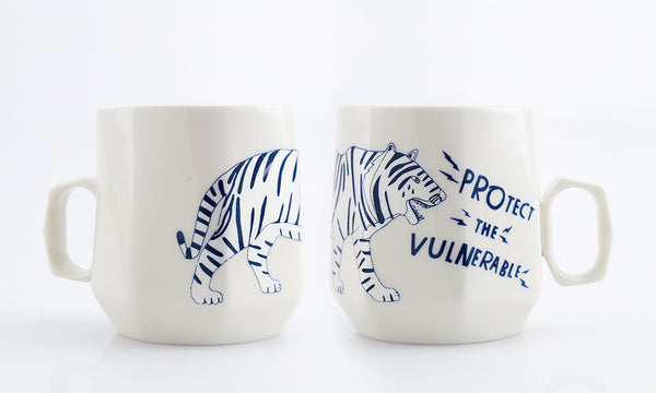 Protect The Vulnerable Cup