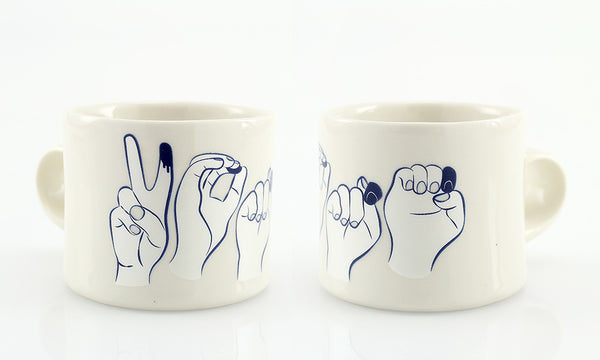 Inked Cup