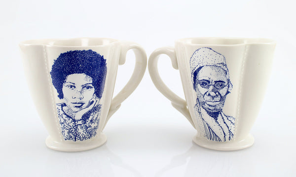 bell hooks and Sojourner Truth Cup