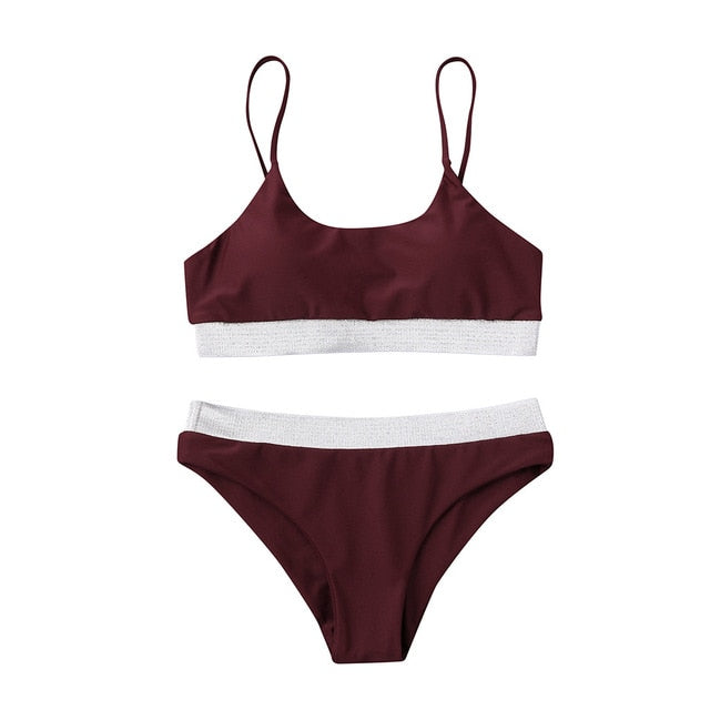 Tankini Swimsuits Women Women's Swimming Suit Ladies monokini trajes de ba o mujer 2019 Swimwear Beach Suit Short 2019 #LRSS