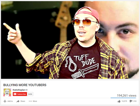 HORRIBLE NEWS: Anthony Fantano is officially a TUFF DUDE