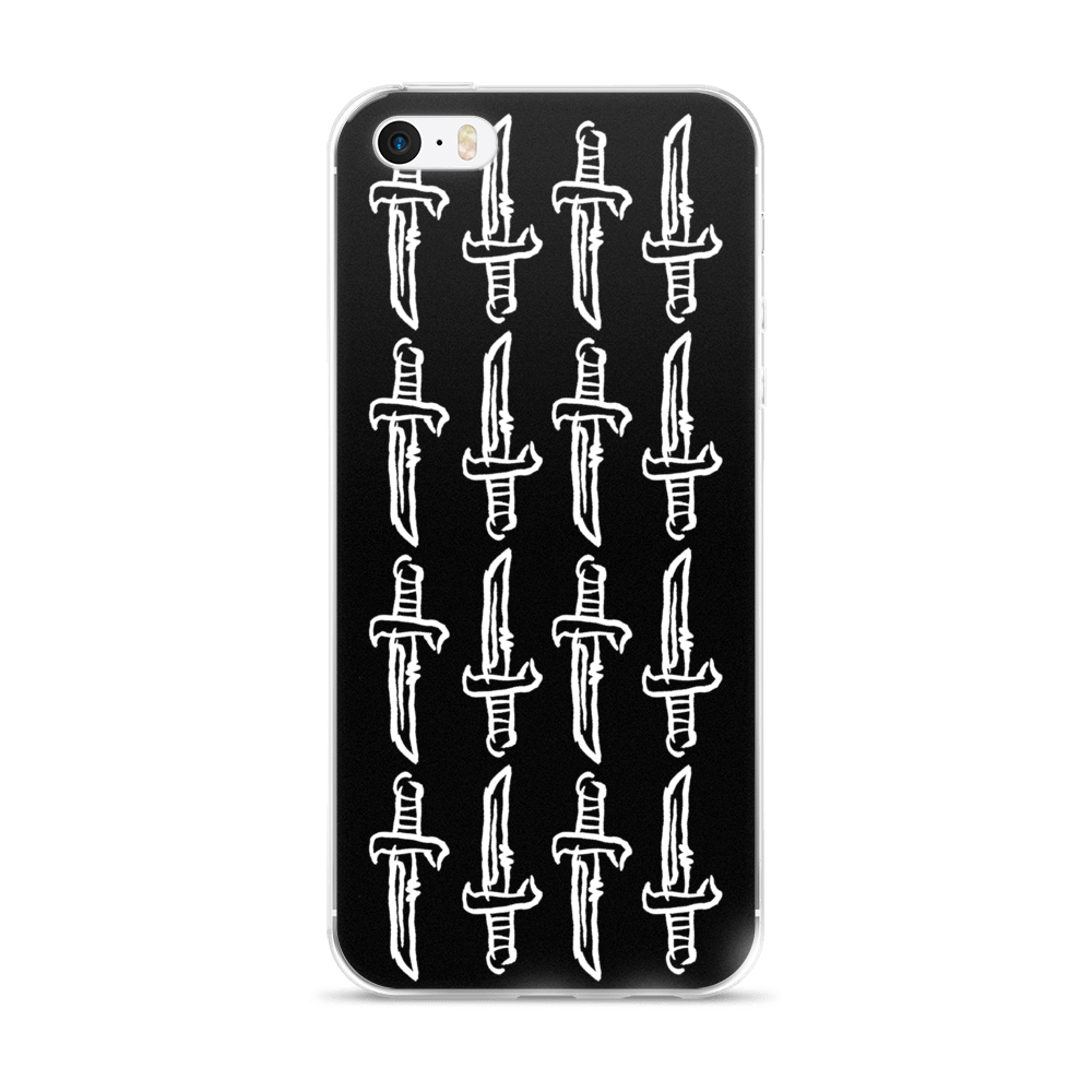 NO FUN SHOGUN iPhone case,  iPhone Case by HORRIBLENOISE