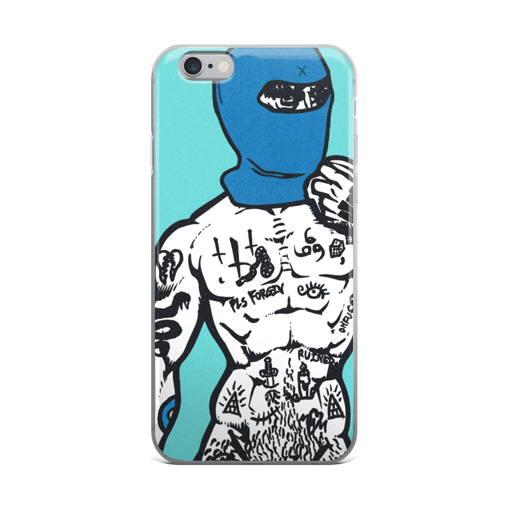 THE DAVID iphone case,  iPhone Case by HORRIBLENOISE
