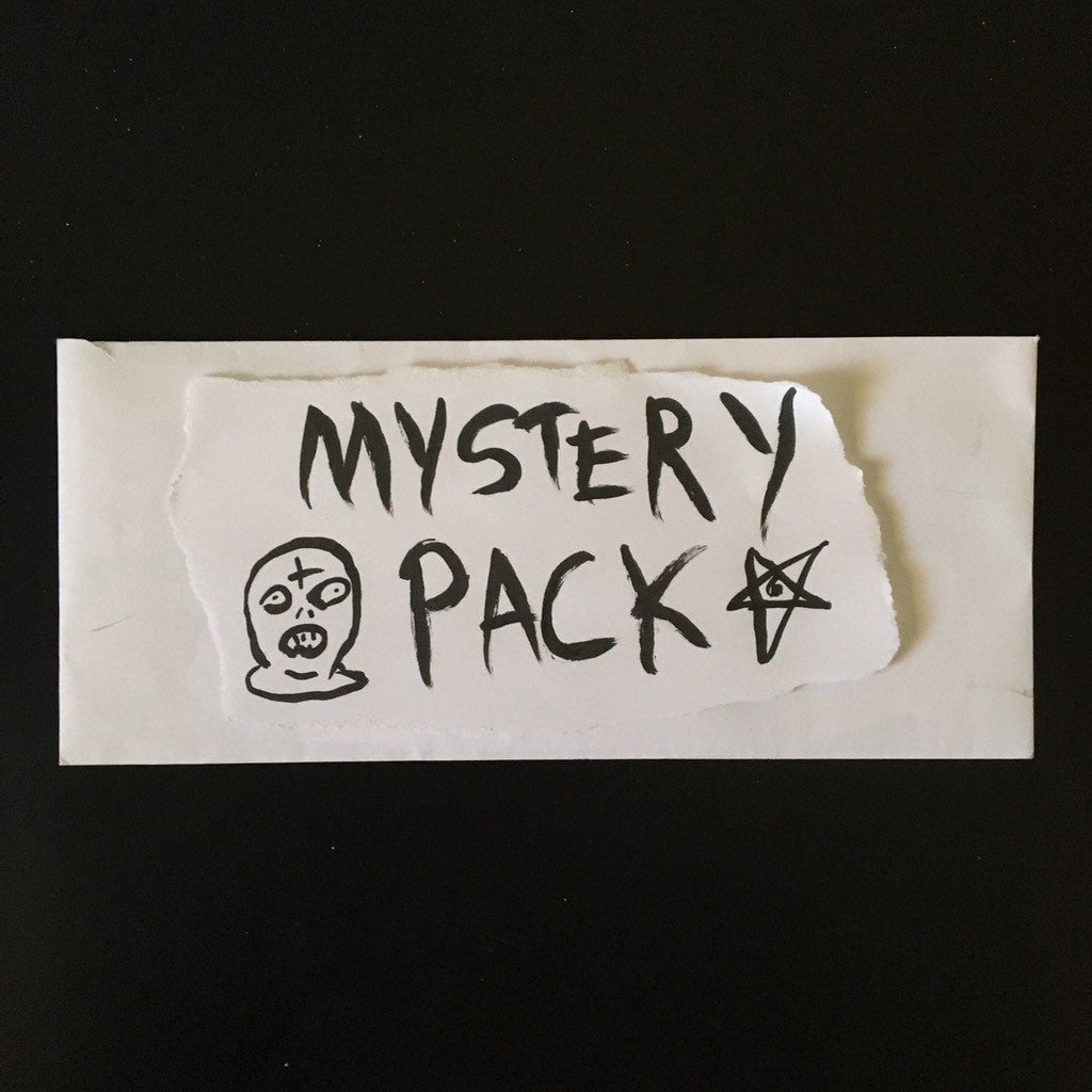 MYSTERY PACK,  Mystery Pack by HORRIBLENOISE