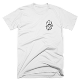 DETH pocket tee,  T-shirt by HORRIBLENOISE
