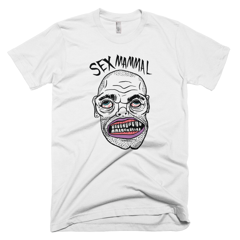 SEX MAMMAL tee,  T-shirt by HORRIBLENOISE