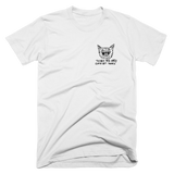 HORRIBLENOISE T-shirt S / WINTERSLEEP WHITE THINGS ARE ONLY GONNA GET WORSE tee