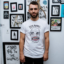 Load image into Gallery viewer, SEX MAMMAL tee,  T-shirt by HORRIBLENOISE