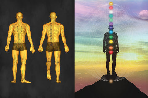 2-Day Learning Event: Meridians and Chakras