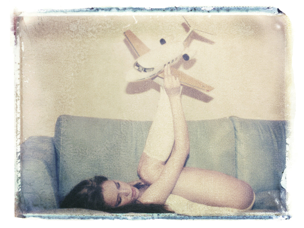 [Refinery29] Matt Schwartz's Pretty Polaroids - Instant Attraction