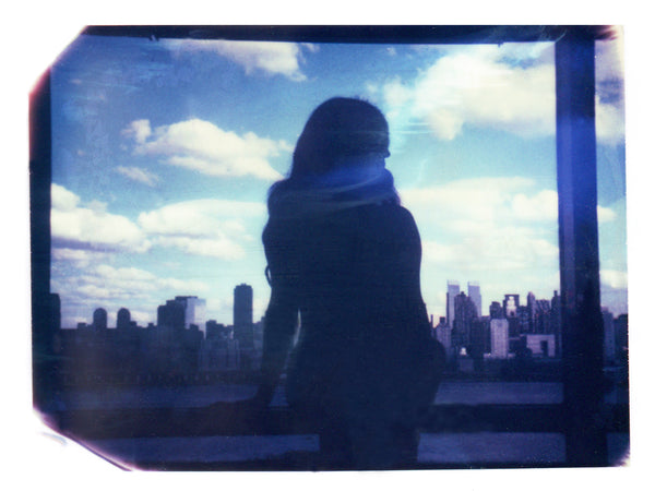 "A cloud in the room (NYC) • 8x10"" Print - She Hit Pause"