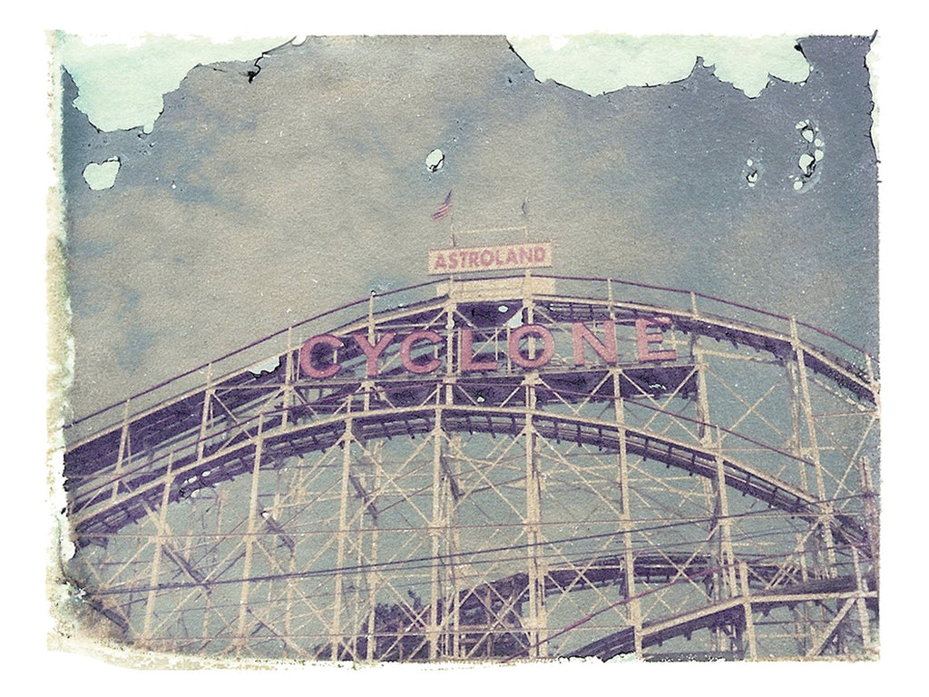 Cyclone (Coney Island) - She Hit Pause