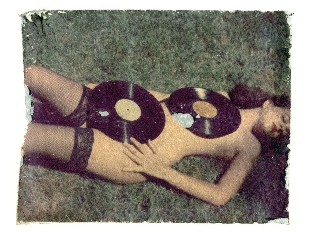 Nude With Records