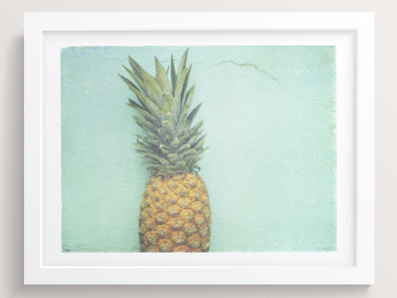 Pale Blue Pineapple - She Hit Pause