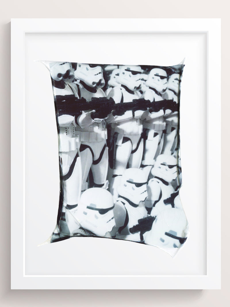 Black & White in Color (Stormtroopers) - She Hit Pause